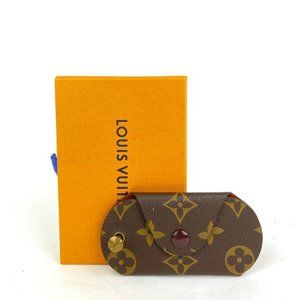 Louis Vuitton Monogram Twist Key Holder Fob Chain